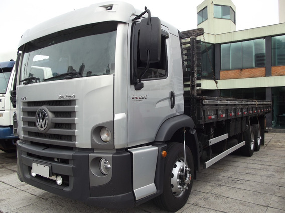 Vw 24-280 Consteletion 2013 Carroceria 8,50 / Financia 100%