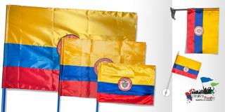 Bandera De Colombia 138x95 Cms
