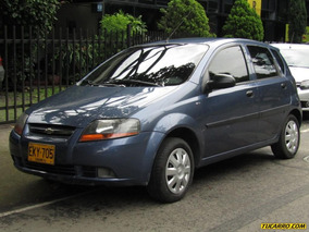 Chevrolet Aveo Five 1400 Cc