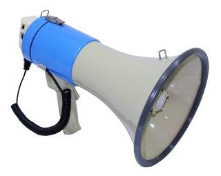 Megáfono Recargable Usb Audiopro Ap2501 Grabador Reproductor