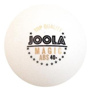 Pelota Tenis De Mesa Joola Magic (1verde X Unidad)