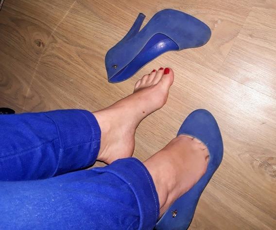 Sapato Muito Usado - Melissa - Fetiche - Podolatria