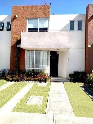 Se Vende Casa En Fraccionamiento Paseo La Arboleda Toluca