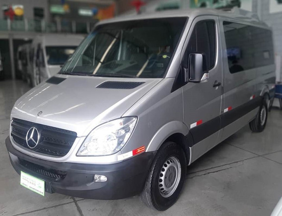 Mercedes-benz Sprinter 2.2 415 Cdi Van 16 Lugares Teto
