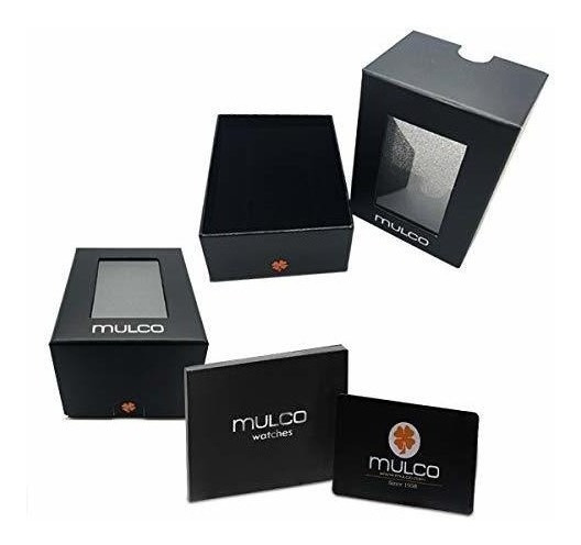 Relojes De Pulsera Para Hombre Relojes Mw5-1876-113 Mulco