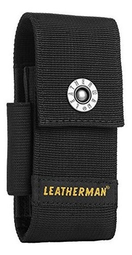 La Funda A Presion Leatherman Premium De Nylon Con Bolsillos