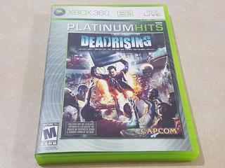 Dead Rising + Guia Oficial Xbox 360 - Precio Negociable