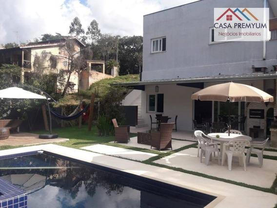Maravilhosa Residência Em Meio Ao Verde - Ca0274