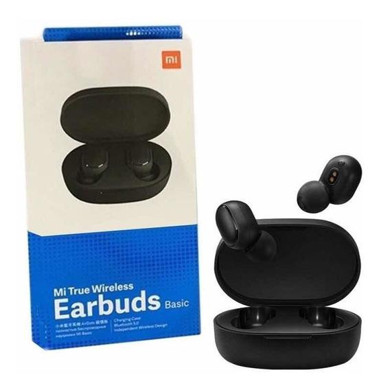 Fone De Ouvido Xiaomi Airdots/earbuds Original