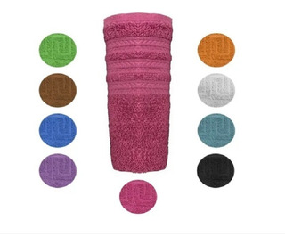 Toallon Gigante 450 Gr 100% Algodón Colores Calidad Premium