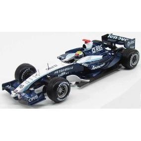 Carro De Coleccion De Formula 1 De Juan Pablo Montolla