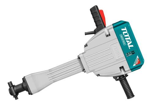 Imagen 1 de 2 de Martillo Demoledor Industrial Total 2200 W 110v