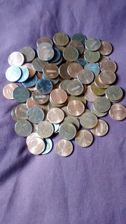 Vendo Mi Colección Monedas De Usa Son 364 Monedas