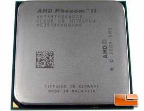 Phenom Ii 2 X2 B55 3.0ghz Socket Am2+ Am3 Dual Core