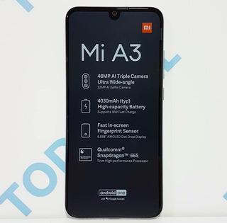 Xiaomi Mi A3 128gb Incluye Mica Y Estuche