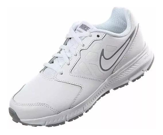 Tenis Nike Escolar Downshifter Niño O Niña Blanco, Originale