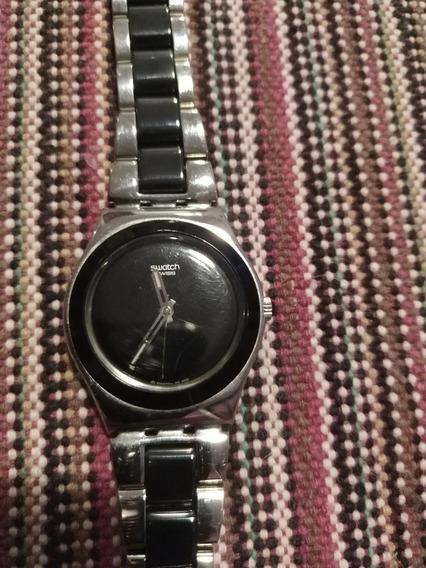 Relógio Feminino Swatch Irony Black Ceramic