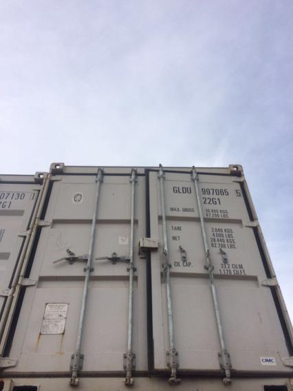 Contenedores Marítimos Usados Containers Vacios