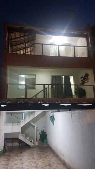 Casa De 3 Quartos Triplex Com 2 Vagas No Residência Lagoa - 1552