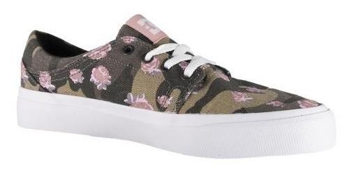 Tenis Dama Dc Shoes Trase 876529