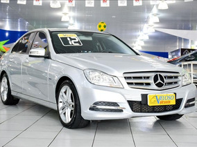 Mercedes C180 2012 Ac Troca/financio