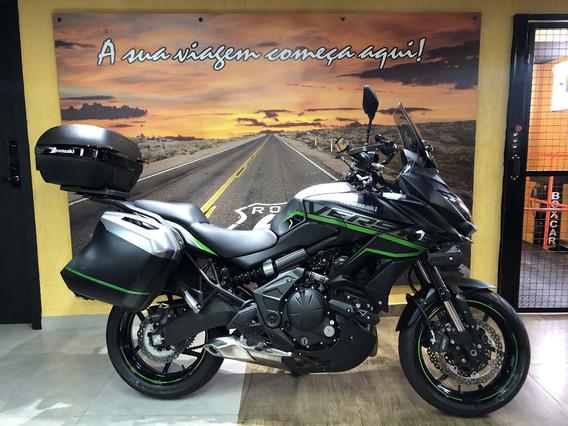 Kawasaki Versys 650 Tourer 2019 Impecável