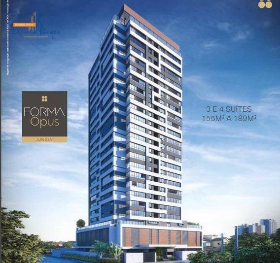 Apartamento Com 4 Dormitórios À Venda, 189 M² Por R$ 1.000.000,00 - Jundiaí - Anápolis/go - Ap0183