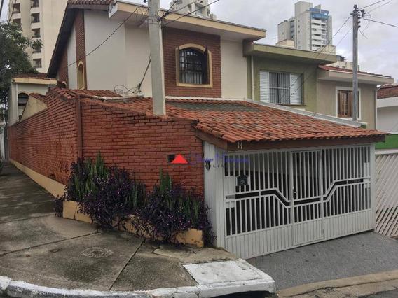 Sobrado Com 3 Dormitórios À Venda, 184 M² Por R$ 1.200.000,00 - Alto Da Lapa - São Paulo/sp - So2280