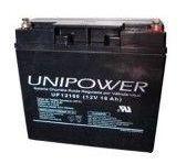 Bateria Selada Up12180 12v 18a Unipower