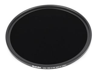 Filtro Haida Slim Proll Multi-coating Nd 1.8 (64x) 6 Pasos 67 Mm