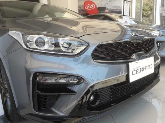 Nuevo Kia Cerato Sx Sedan 2.0 Automático Gt Line 2020