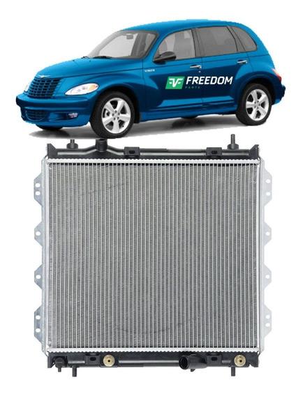 Radiador Agua Pt Cruiser 2.4 Automático 2001 A 2010 - Novo