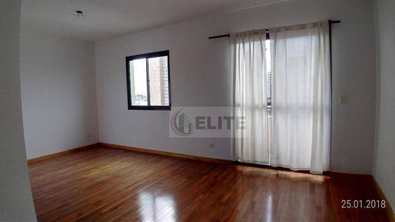 Cobertura Com 3 Dormitórios À Venda, 159 M² Por R$ 750.000 - Campestre - Santo André/sp - Co1408
