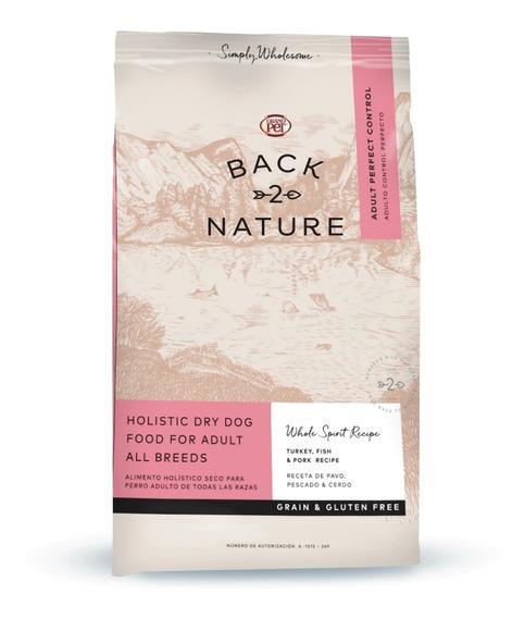 Alimento Holístico Back 2 Nature Control Peso Perfecto 4 Kg