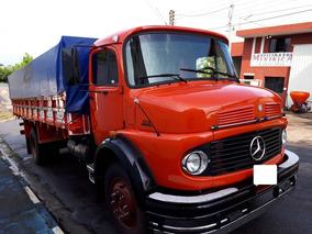 Mercedes-benz Mb 1113 Toco Graneleiro