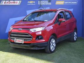 Ford Ecosport 1.6mt 2018