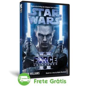 Star Wars The Force Unleashed 2 Pc Em Mídia Física ( Dvd )