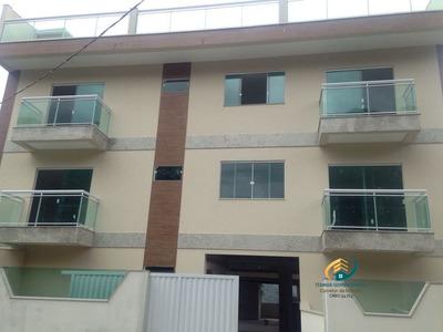 Apartamento A Venda No Bairro Braunes Em Nova Friburgo - Rj. - Av-033-1