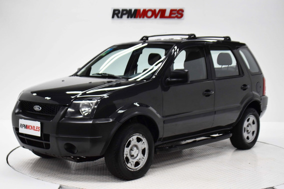 Ford Ecosport 1.6 Xl Plus 2005 Rpm Moviles
