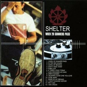 Shelter - When 20 Summers Pass - Digipack Cd Importado