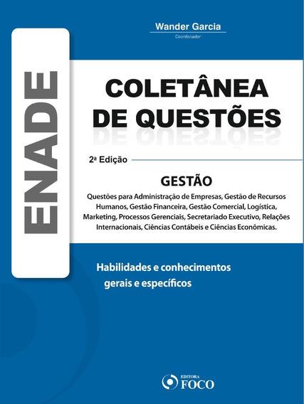 Coletânea De Questões Enade Gestão - 2ª Ed. 2012
