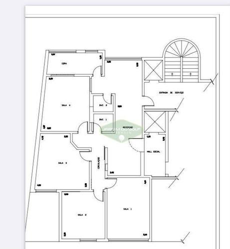 Conjunto Comercial Cidade Jardim 427 Venda - Cj0082