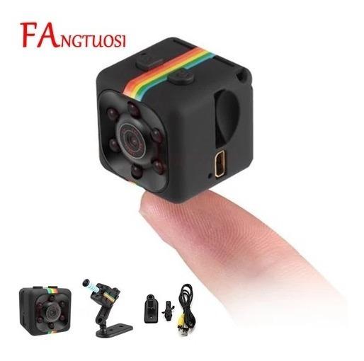 2x Mini Câmera Hd 1080 P Camcorder Motion Sensor Night