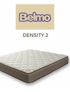 Colchón Belmo Density 2 140x190 Alta Densidad Mendoza 33 Kgm