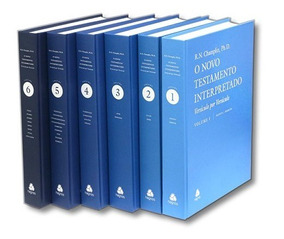 Novo Testamento Interpretado 6 Vols. Russell Norman Champlin