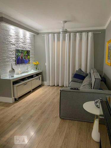 Apartamento À Venda - Jardim Marajoara, 3 Quartos,  74 - S893132964