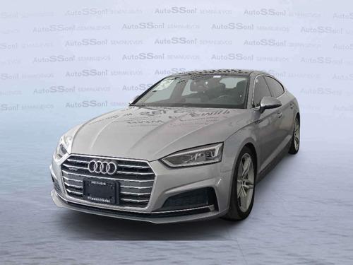 Imagen 1 de 15 de Audi  A5  2018  5p S Line L4/2.0/252/t Aut Quattro