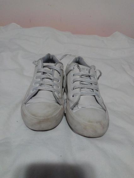 Zapatillas De Niños Cuero Cheeky, 32