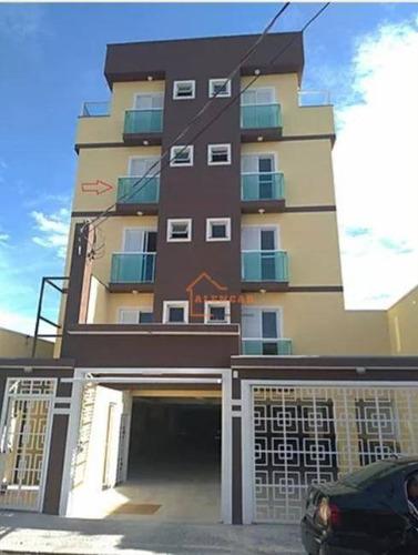 Imagem 1 de 22 de Apartamento À Venda, 47 M² Por R$ 265.000,00 - Vila Marieta - São Paulo/sp - Ap0261