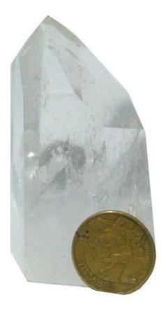Cristal Transparente Gerador 100% Natural